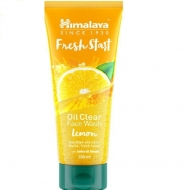 FRESH START face wash lemon