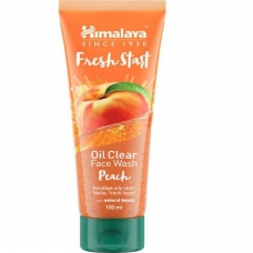 FRESH START face wash peach