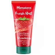 FRESH START strawberry face wash