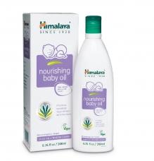 BABY CARE vyživujúci olej pre deti