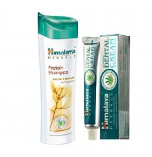 VOLUME & BOUNCE šampón + zubná pasta sada 2 ks