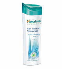 SOOTHING & MOISTURIZING šampón proti lupinám na suché vlasy