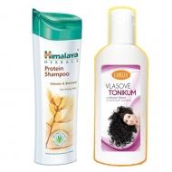 Nový balíček - Na podporu rastu vlasov