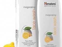 HIMALAYA BOTANIQUE face wash s citrónom