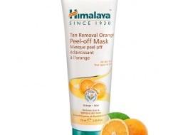 PLEŤOVÁ zlupovacia maska s pomarančom