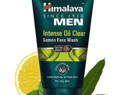 MEN pleťový gél s citrónom
