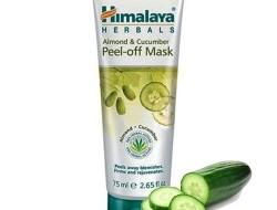 PLEŤOVÁ maska s uhorkou