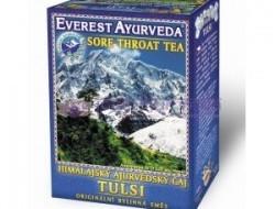 TULSI sypaný čaj na astmu a zápaly priedušiek