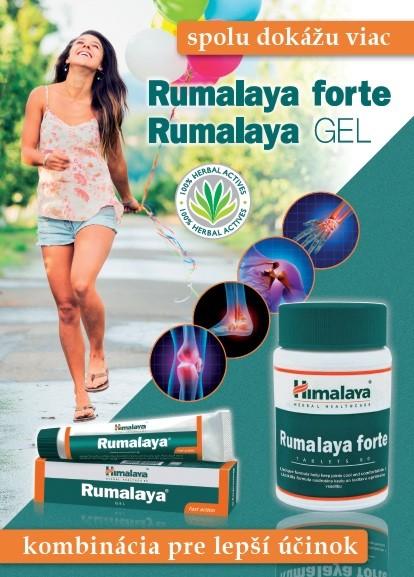 Himalaya herbals rumalaya gel - proti bolesti kloubů