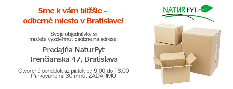 Odberné miesto Bratislava