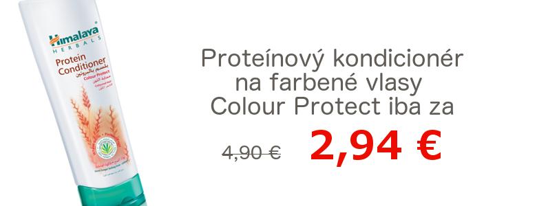 Proteínový kondicionér na farbené vlasy Colour Protect